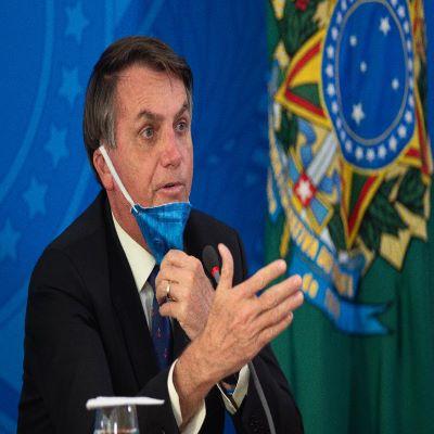Brazilian President Jair Bolsonaro tests Positive for Corona Virus
