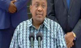 Uhuru reopens Nairobi, Mombasa Mandera,extends night Curfew