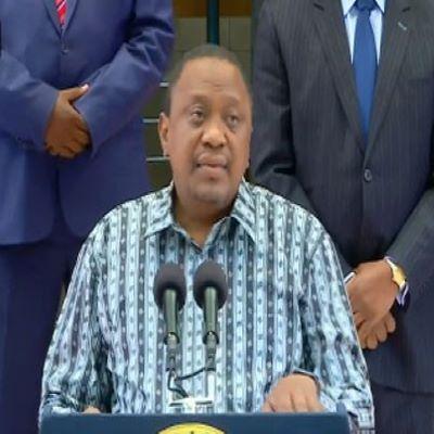 Uhuru reopens Nairobi, Mombasa Mandera,extends night Curfew