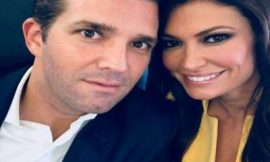 Donald Trump Jr.'s girlfriend Kimberly tests positive for Covid19