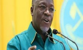 Nation Newspaper says Magufuli was in Nairobi Hospital for treatment