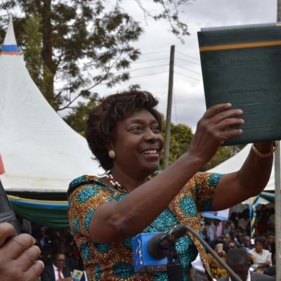 Impeachment Reprieve for Kitui Governor Charity Ngilu after her Accusers chicken out