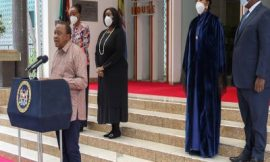 President Kenyatta vouches for CS Amb. Amina Mohamed for World Trade Organization top job