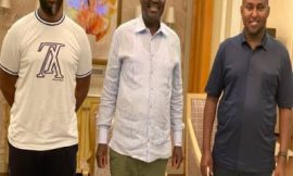"""Baba Is Doing Well"" Says Joho and Junet as they hold talks with ODM Leader Raila Odinga in Dubai"