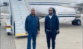 Mombasa Governor Hassan Joho & Suna MP Junet Mohamed jets off to visit Raila Odinga in Dubai