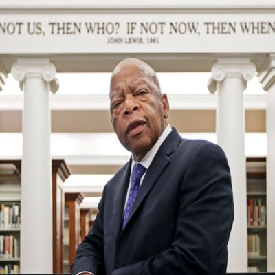 President Uhuru Kenyatta mourns US Congressman & Civil Rights activist John Lewis
