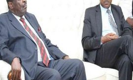 Mudavadi and Wetangula call off Western political Rallies