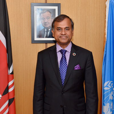 UN Resident Coordinator to Kenya hails Kenya's Win at the United Nations Security Council