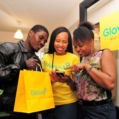 Glovo reports rise in deliveries & Cashless payments in Kenya during Covid-19