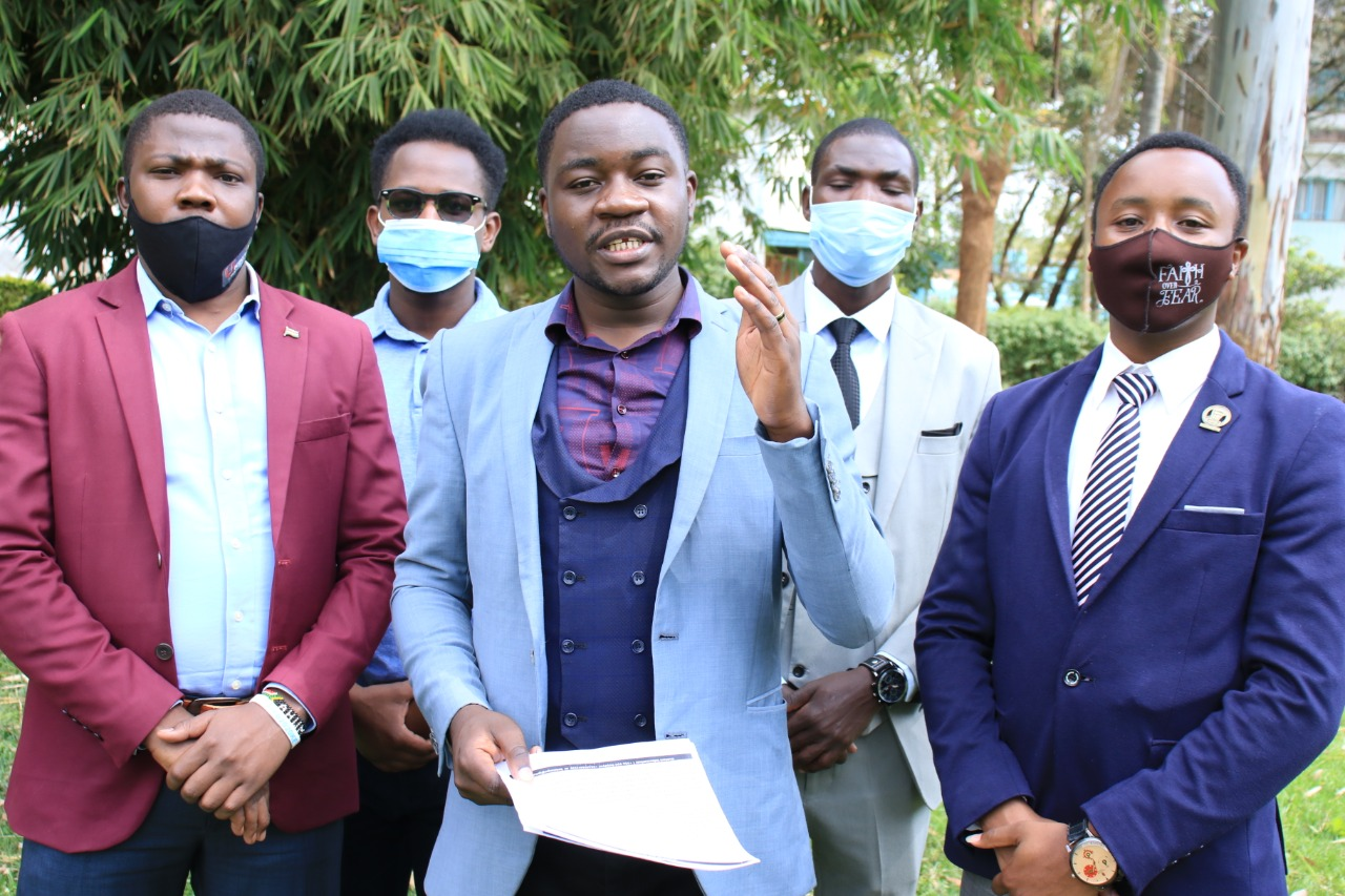 Universities Students' Representatives Petition to the National Assembly concerning reopening of Schools