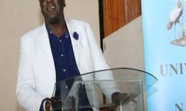 UON Lecturer Dr. Ken Ouko succumbs to COVID-19