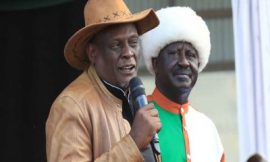 """Get ready for a 2022 Raila Presidency"" says Jubilee Party point man David Murathe"