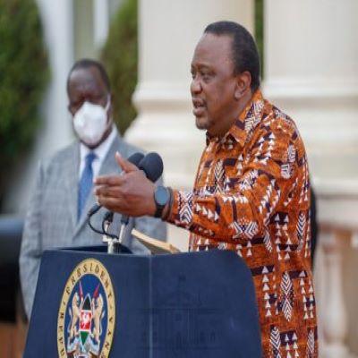 President Kenyatta gives 11th Presidential address on the Covid-19 Pandemic