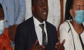 Health CS Mutahi Kagwe cites Moi University Students Organisation leader Albert Maloba