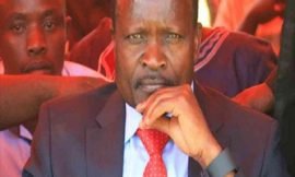 Migori Governor Okoth Obado Surrenders to the police after an arrest order