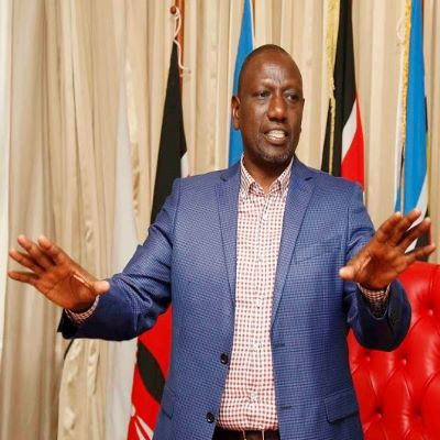 Deputy President William Ruto tells off Raila over Special Audit of Covid19 funds.