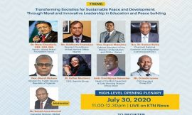 Global Peace Leadership Conference 2020