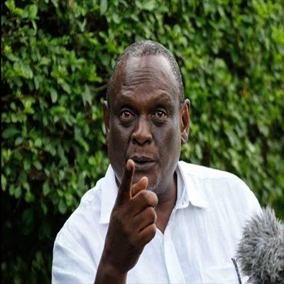 Ruto will not be on the Ballot come 2022, Murathe Says