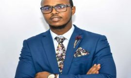 At only 23 years Old, Abubakar Mohamed Adan who has achieved what his Peers only dream of.