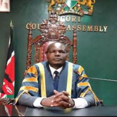 Ailing Migori County Speaker Boaz Okoth claims his life is in Danger