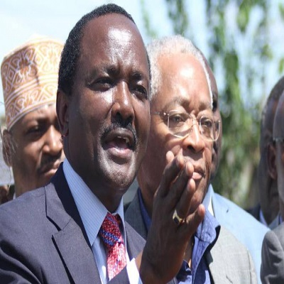Wiper party leader Kalonzo Musyoka set to start BBI Rallies