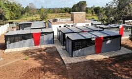Kenya Red Cross Unveils Innovation labs in Lamu