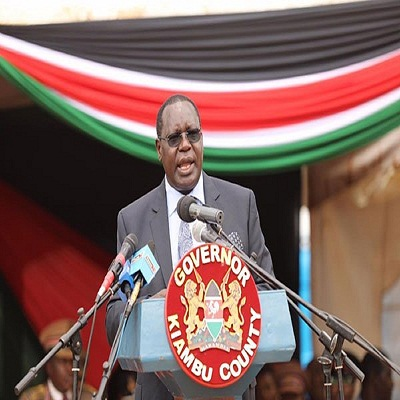 Kiambu Governor James Nyoro sacks 48 board members