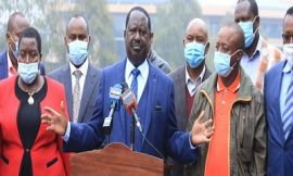 Raila: COVID-19 will not delay BBI