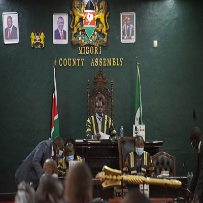 New Deputy Speaker elected for Migori County Assembly