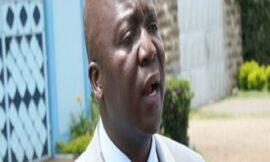 Former Gem MP Jakoyo Midiwo faces Eviction over House Rent arrears