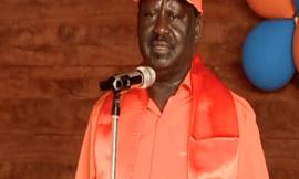 Raila; BBI will Rid our Women of Poverty