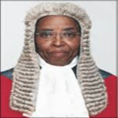 Former Kenyan Chief Justice Evans Gicheru is Dead.
