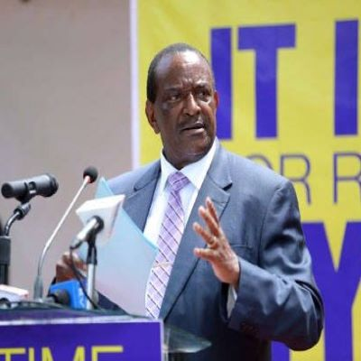Former Cabinet Minister Joe Nyaga dies in Nairobi