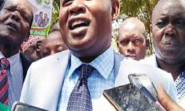 Machakos Senator Boniface Kabaka dies after falling ill in a Nairobi Hotel