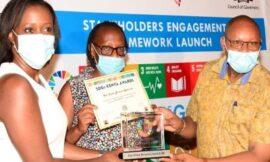 KBL named Private Sector Winner at the 2020 SDGs Kenya Awards