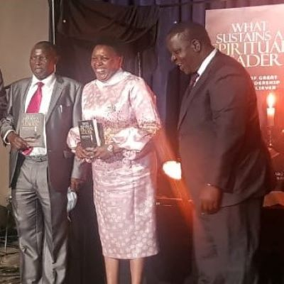 ACK's Canon Rosemary Mbogo unveils new Book in Nairobi