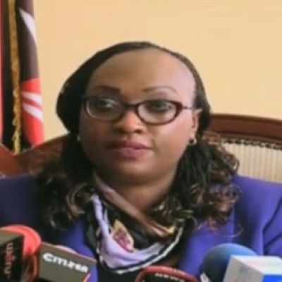 Nairobi Speaker chickens out of Governor's seat ceding ground to  Deputy Governor Anne Kananu