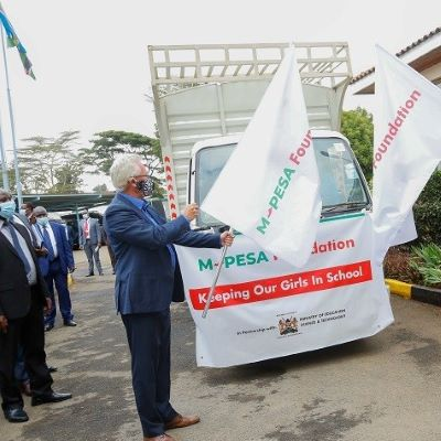 Mpesa Foundation to distribute free Sanitary towels to school Girls
