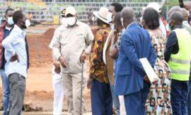 Uhuru Kenyatta & Raila Odinga inspect Development Projects in Kisumu