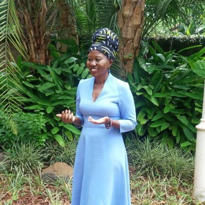 Former IEBC Commissioner Roselyn Akombe back to Kenya