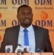 """Stop whining"" ODM Secretary General Edwin Sifuna tells Kalonzo & Mudavadi"