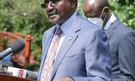 Kalonzo responds to Raila Odinga & Edwin Sifuna