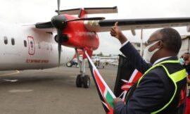 Skyward Express Launches Nairobi-Malindi Route