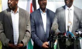 War of words in NASA over Raila Odinga's 2022 candidacy