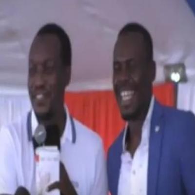MPs Simba Arati & Sylvanus Osoro Bury the Hatchet at burial