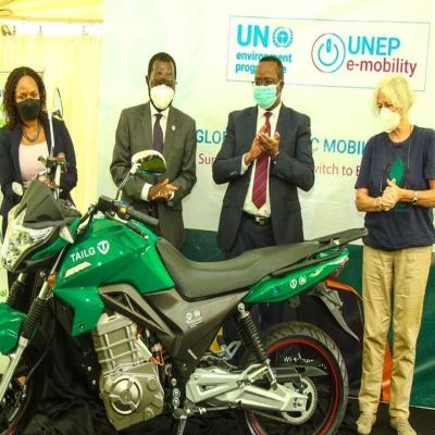 Kisumu County to start production of Electric Motorbikes