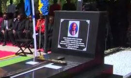 End of an Era as John Pombe Magufuli is laid to Rest in Chato