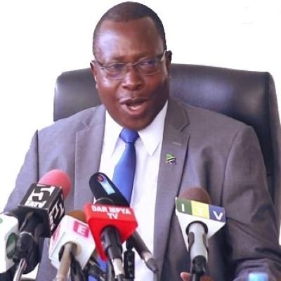 Finance Minister Dr. Philip Mpango appointed Tanzania's Vice President