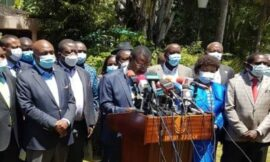 KANU, Wiper, Ford-Kenya & ANC launch One Kenya Alliance