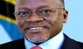 President John Pombe Magufuli of Tanzania is Dead